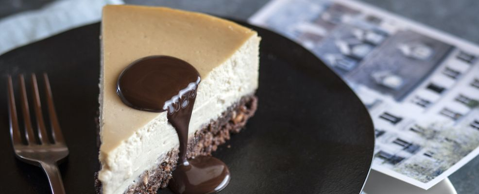 Cheesecake fondente