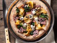 pizza in tegamino