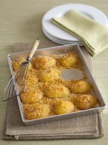 Teglia al forno con formaggio
