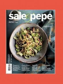 In edicola il numero di aprile di Sale&Pepe