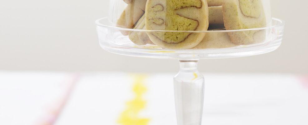 biscotti vaniglia cannella pistacchio