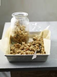 Come fare la granola in casa gluten free