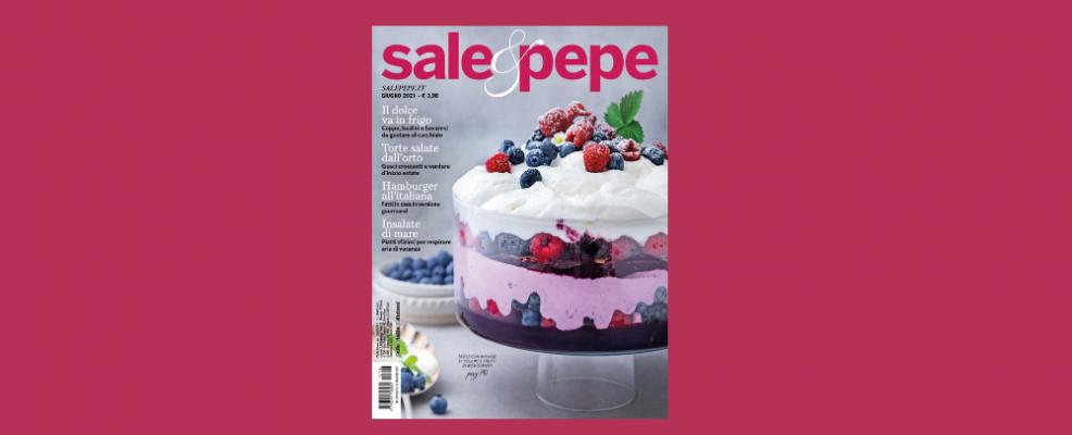 In edicola Sale&Pepe