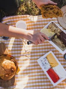 Il panettone anche d'estate: quando il lievitato va a braccetto con il gelato