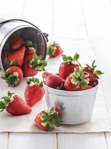 Risotto alle fragole e non solo: piatti inaspettati rosso passione