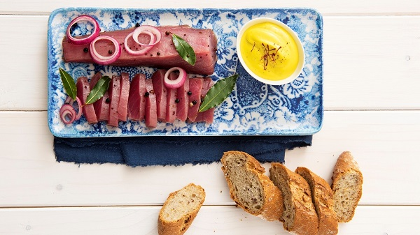 filetti marinati
