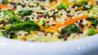 Riso venere, integrale e bianco: zizzania di riso