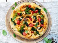 Pizza-con-gamberetti-@Salepepe