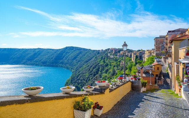 Art and Architectures of the Lazio Region