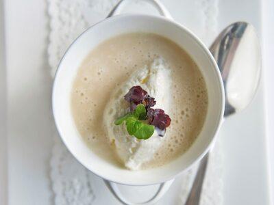 Zuppa di patate @salepepe