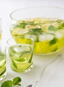 Cocktail estivo: limonata mojito