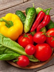 Pelle e capelli: maschere fatte in casa con frutta e verdura