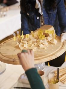 Grana Padano DOP: al Fuorisalone si degusta con i vini lombardi