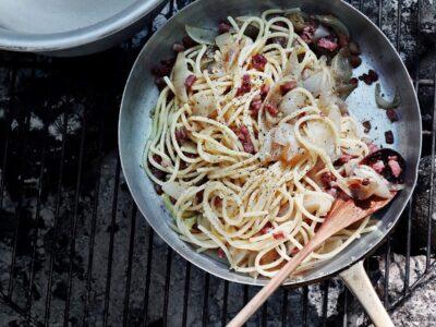 Spaghetti-con-cipolle-@salepepe
