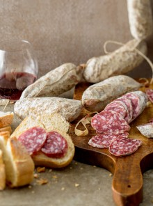 Cacciatorini: i salamini dal gusto italiano
