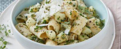 Mezze-maniche-con-patate-@salepepe